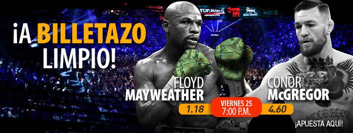 UFC Connor vs Maye