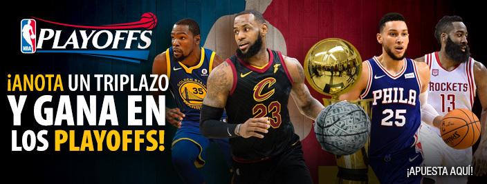 NBA promo play offs