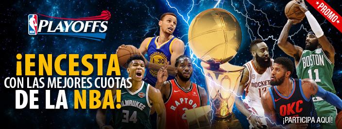 NBA Playoffs 2018-2019